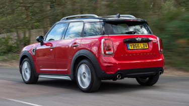 It also gives MINI a contender in the growing SUV market, with rivals including the Kia Sportage and Peugeot 3008