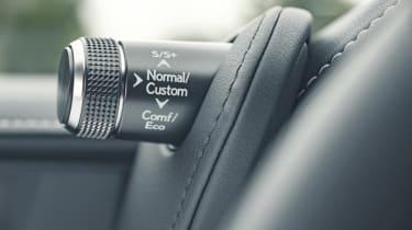 Lexus LC Convertible drive selector