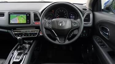 Honda HR-V - interior