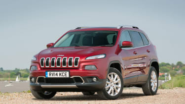 The first Jeep Cherokee was launched more than 30 years ago and was one of the first family-orientated SUVs.