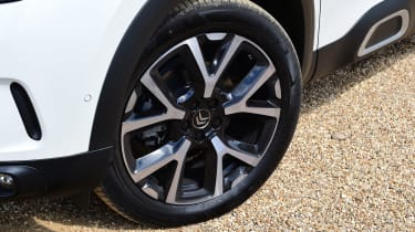Citroen C5 Aircross SUV alloy wheels