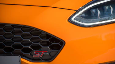Ford Fiesta ST Performance Edition nose