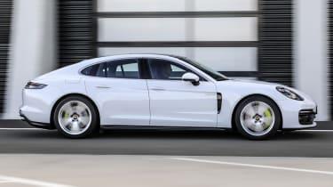 2020 Porsche Panamera 4S E-Hybrid in white