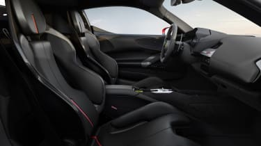 Ferrari SF90 Stradale - interior side view