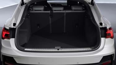 2019 Audi Q3 Sportback - boot space