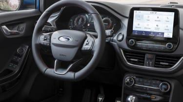 2020 Ford Puma - dashboard 3/4 view