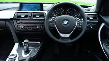 BMW 3 Series Touring xDrive - interior