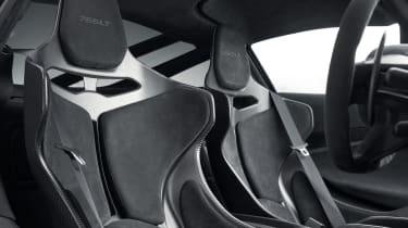 McLaren 765LT seats