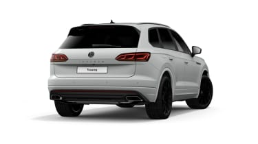 Volkswagen Touareg Black Edition rear