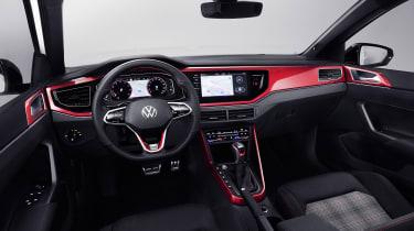 2021 Volkswagen Polo GTI - interior