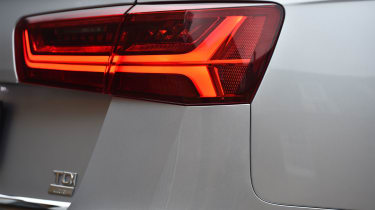 There are also distinctive light patterns at the rear