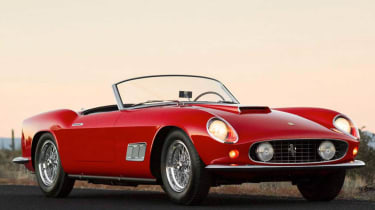 Ferrari 250 GT SWB California Spider – Ferris Bueller's Day Off