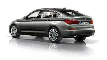BMW 5 Series 2013 GT rear quarter
