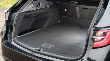 Suzuki Swace estate boot