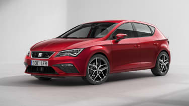 The SEAT Leon is fun to drive, good-looking and, like the Octavia, shares mechanicals with the A3 and Golf but costs less.