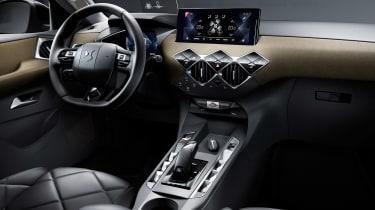 2019 DS 3 Crossback interior
