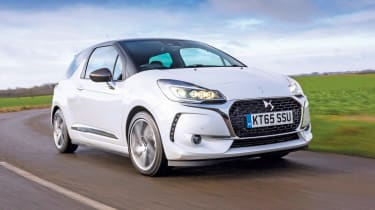 The DS 3 supermini has proved very successful thanks to its stylish looks and low running costs