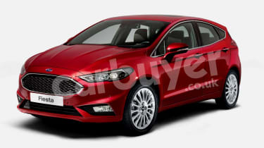 The new Ford Fiesta will be available in economical, luxurious and sporty variants