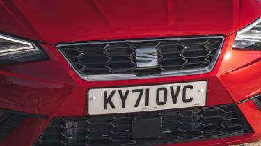 SEAT Ibiza hatchback grille