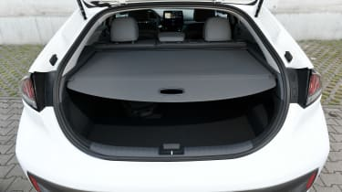 Hyundai Ioniq Plug-in Hybrid boot
