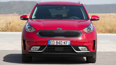 A Kia Niro PHEV will join the regular hybrid, with an electric-only range of 31 miles for lower CO2 emissions
