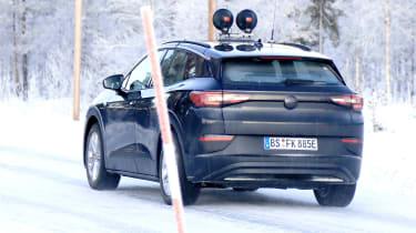 Volkswagen ID.4 development model - rear