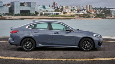 BMW 2 Series Gran Coupe saloon side static