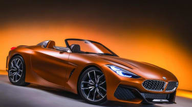 The next BMW Z4 will share its underpinnings with the forthcoming Toyota Gazoo Supra