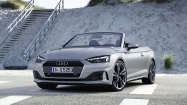 Audi A5 Cabriolet front