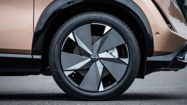 Nissan Ariya alloy wheel