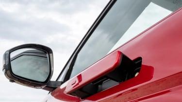 Range Rover Evoque 2019 door handles