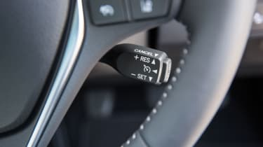 From Icon trim up, the Auris has cruise control for more relaxed driving