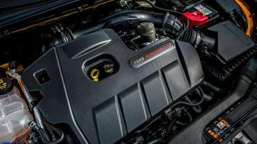 Ford Focus ST hatchback engine