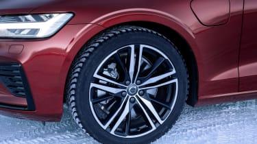 Volvo V60 T8 Twin Engine hybrid alloy wheels