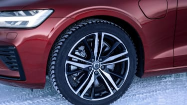 Volvo V60 T8 Twin Engine hybrid alloy wheels