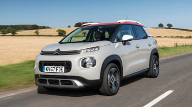 It's not short of rivals, pitched against the Renault Captur, Hyundai Kona, SEAT Arona and Nissan Juke