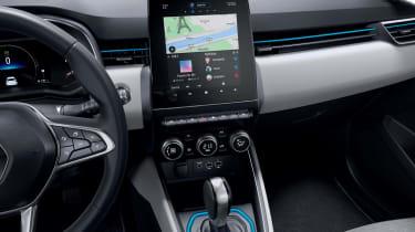 Renault Clio E-Tech Hybrid - dashboard
