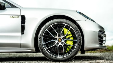 Porsche Panamera hatchback alloy wheels