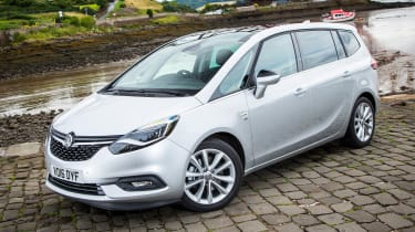 The Vauxhall Zafira Tourer was refreshed in 2016, getting smarter looks and an up-to-date interior
