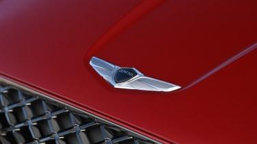 Genesis GV70 SUV bonnet
