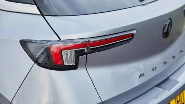 2021 Vauxhall Mokka - tail light