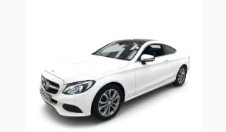 Mercedes C-Class Coupe C 200 Sport Premium