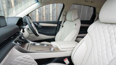 Genesis GV80 SUV front seats