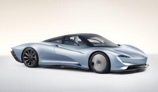 2020 McLaren Speedtail front