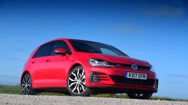 The interior is ahead of most other hot hatch rivals for design and quality