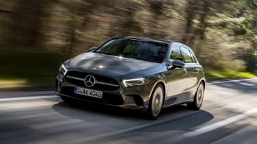 The Mercedes A-Class is all-new from the ground up for 2018