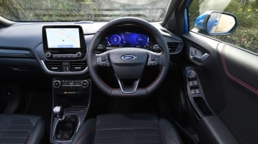 2020 Ford Puma - interior