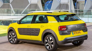 It is a rival to models ranging from the Ford Focus to the Nissan Juke and Renault Captur