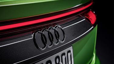Audi RS Q8 rear lightbar