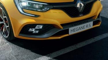 Renault Megane R.S. Trophy detail